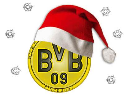 Bvb Frohe Weihnachten